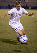 No. 14 UCSB Outlasts Loyola Marymount, 1-0