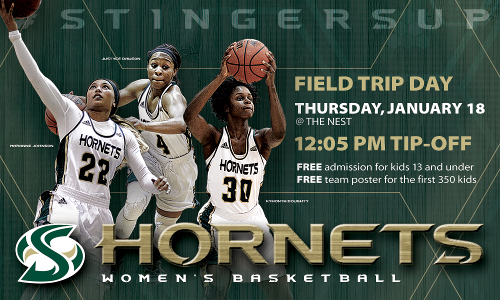 WOMEN'S BASKETBALL TO HOST FIELD TRIP DAY FOR LOCAL STUDENTS