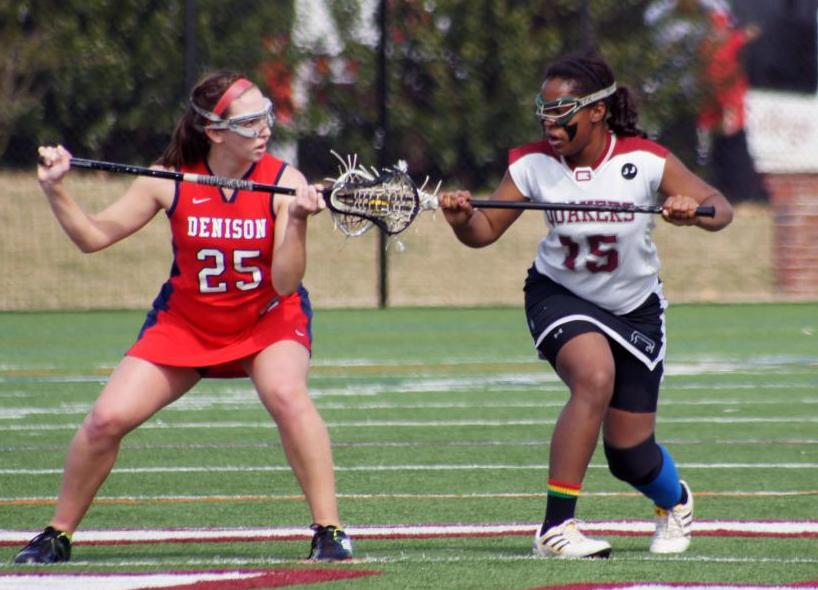 E'leyna Garcia Named ODAC Lacrosse Player of the Week
