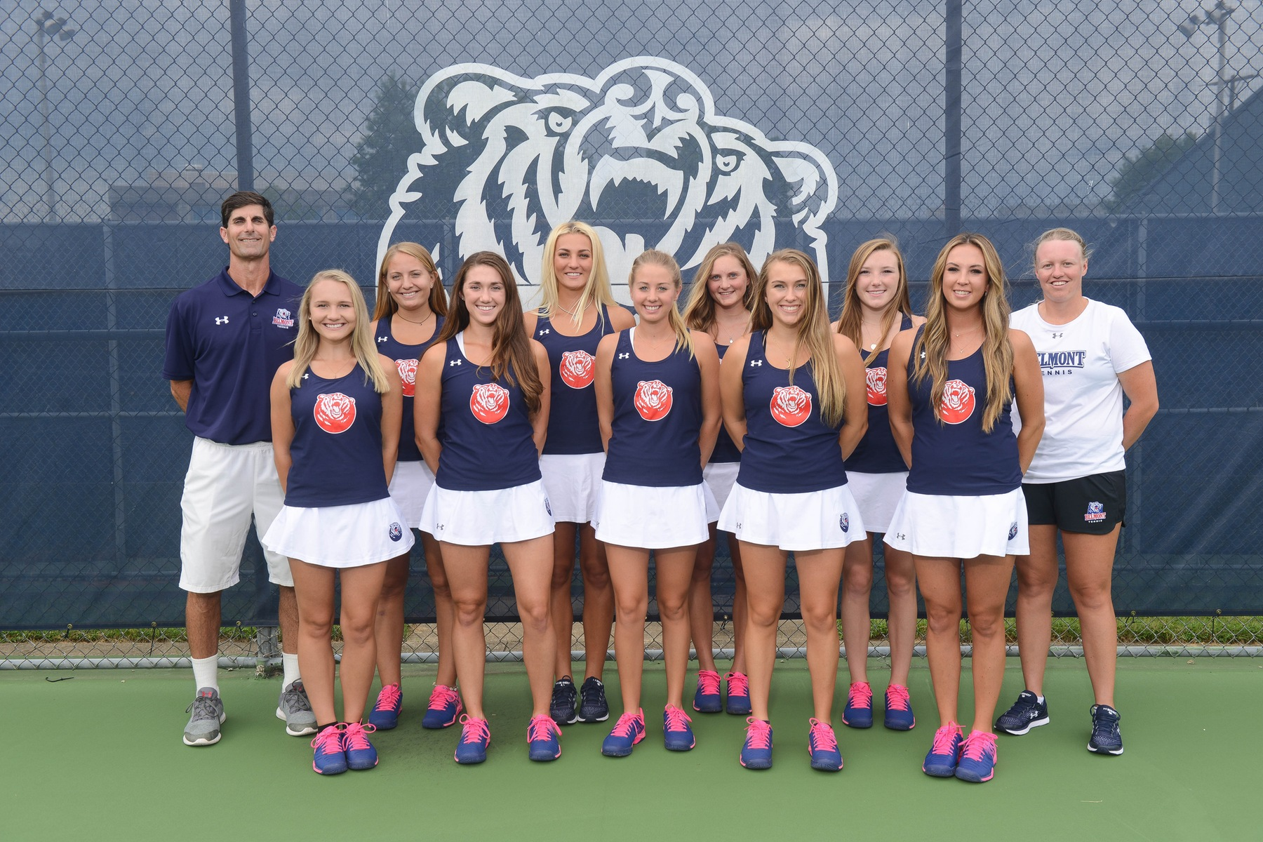 Women's Tennis Opens Season