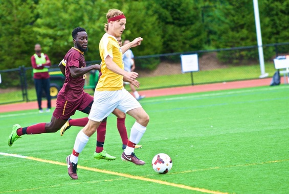 Men's Soccer Defeated in SJC Invitational Finale