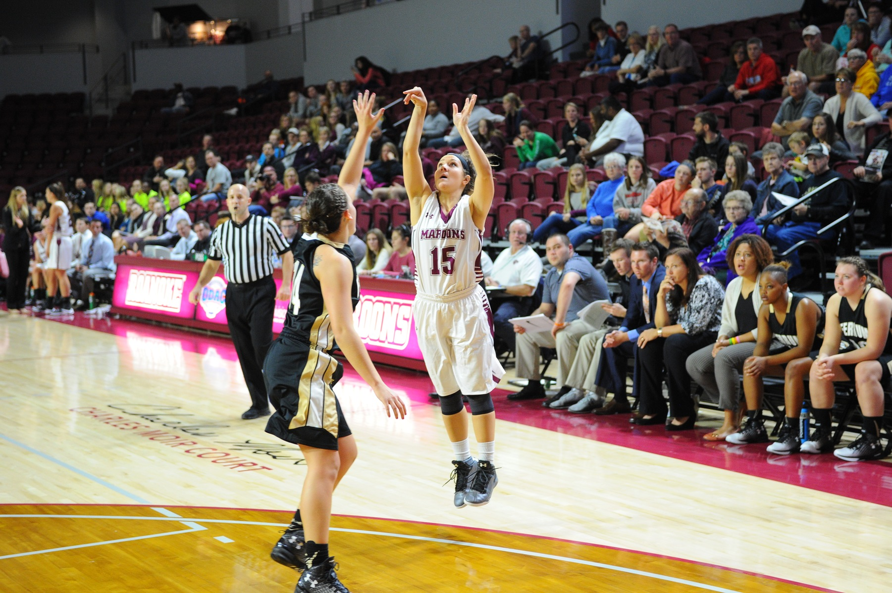 Women's Basketball Molly Hassell #15