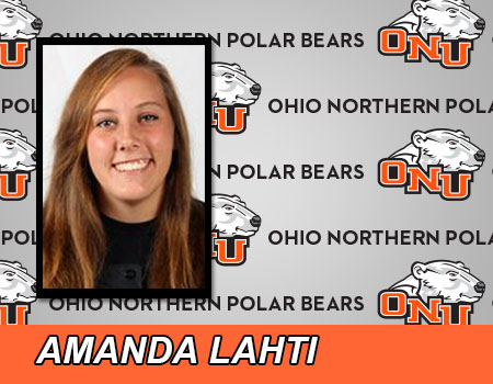Ohio Northern Softball falls 6-3 to Capital in game 1 of the OAC Tournament