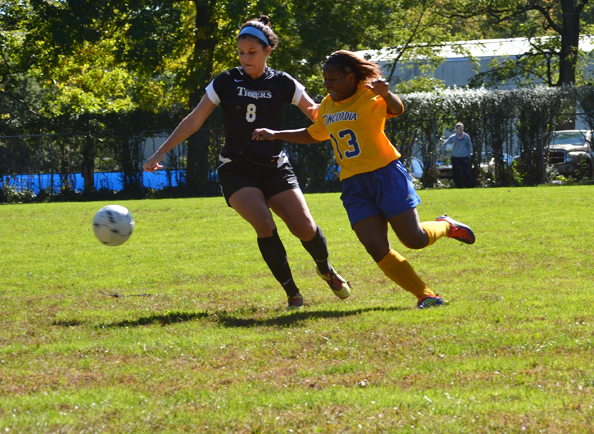 Concordia Falls in One-Goal Loss at Bloomfield, 2-1