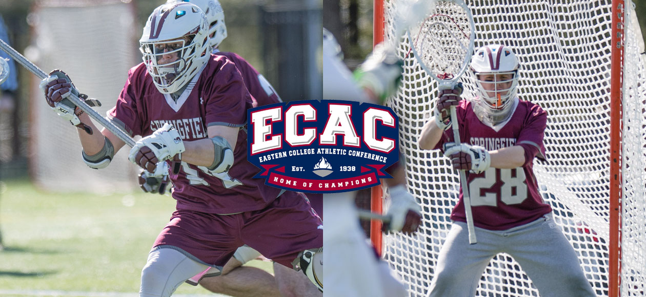 Cunnington and Reynolds Garner All-ECAC Honors