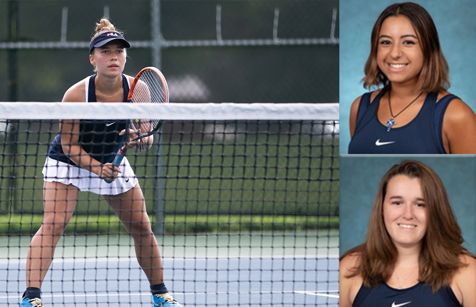 SUNYAC Selects Women's Tennis Athletes of the Week
