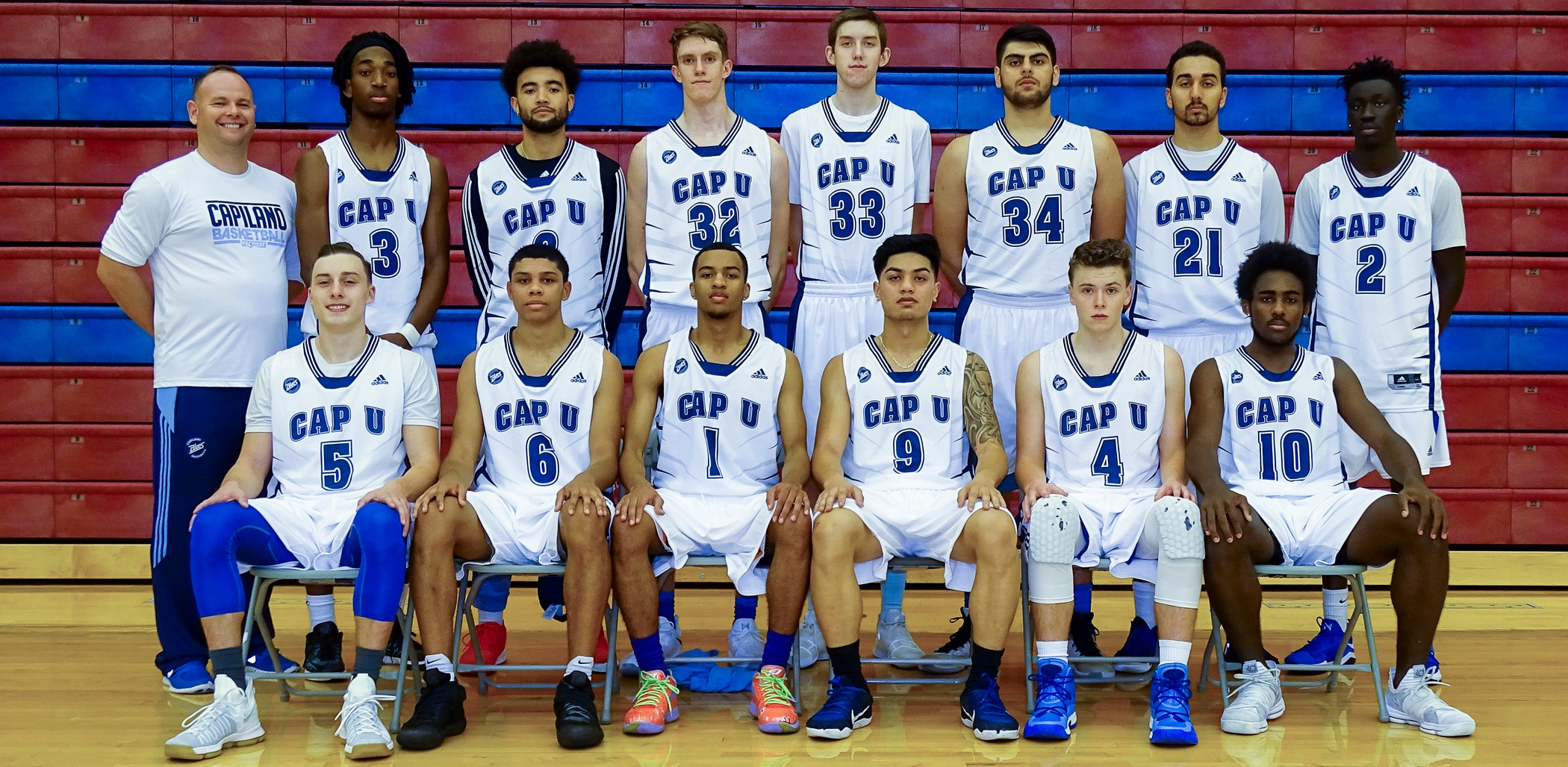 Capilano ready to compete for gold in 2017-18