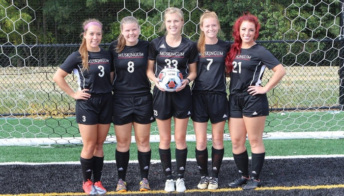 Women's Soccer celebrates Senior Day