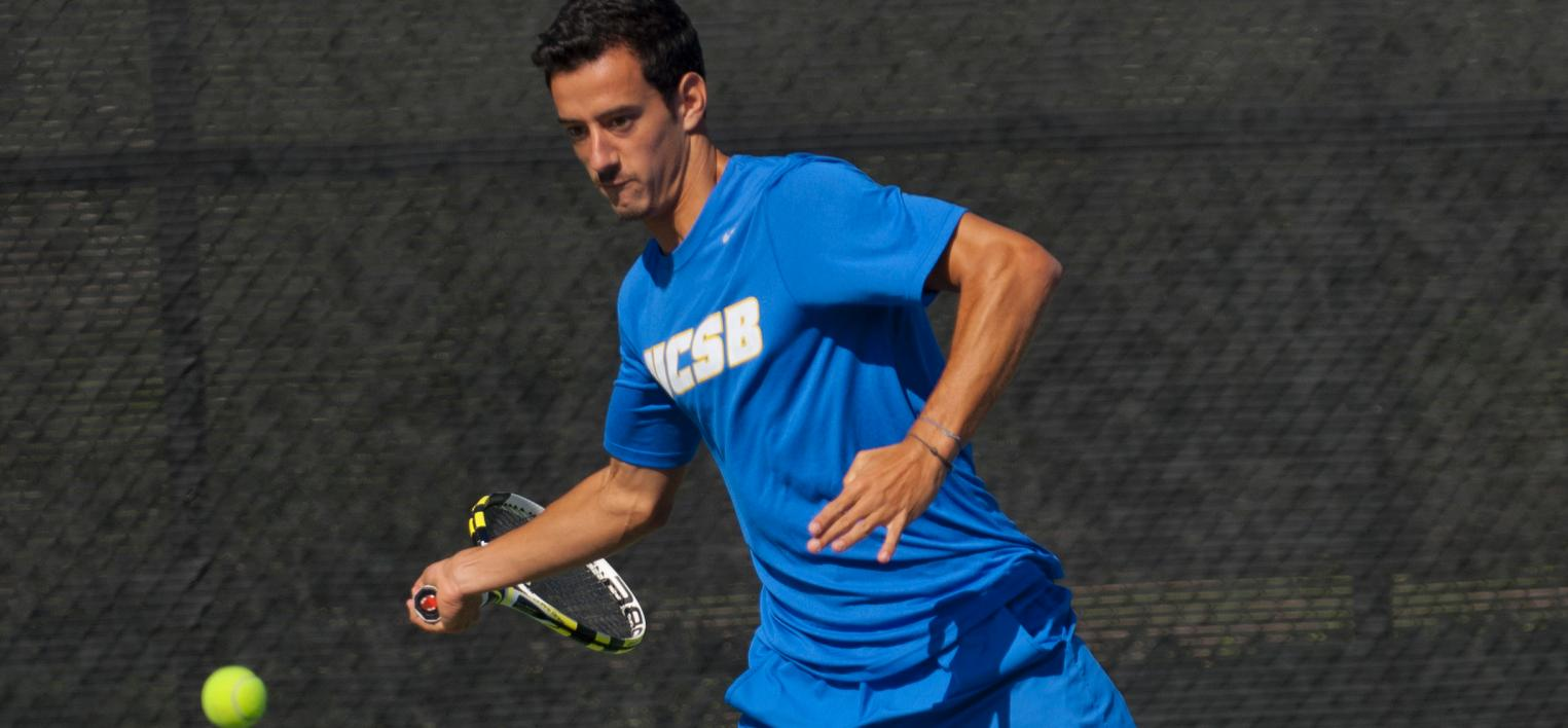 Forget Named First Big West Men's Tennis Athlete of the Week