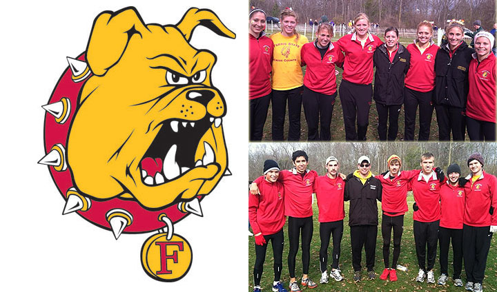 Bulldog Cross Country Teams Advance To NCAA-II Nationals!