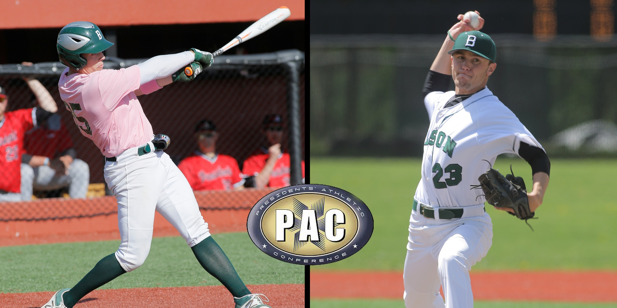 Woods, Gross headline five All-PAC selections