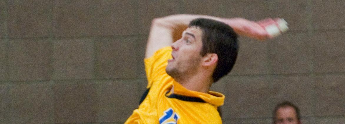 Cullen Irons Named UCSBgauchos.com/Golden 1 Credit Union Athlete of the Week