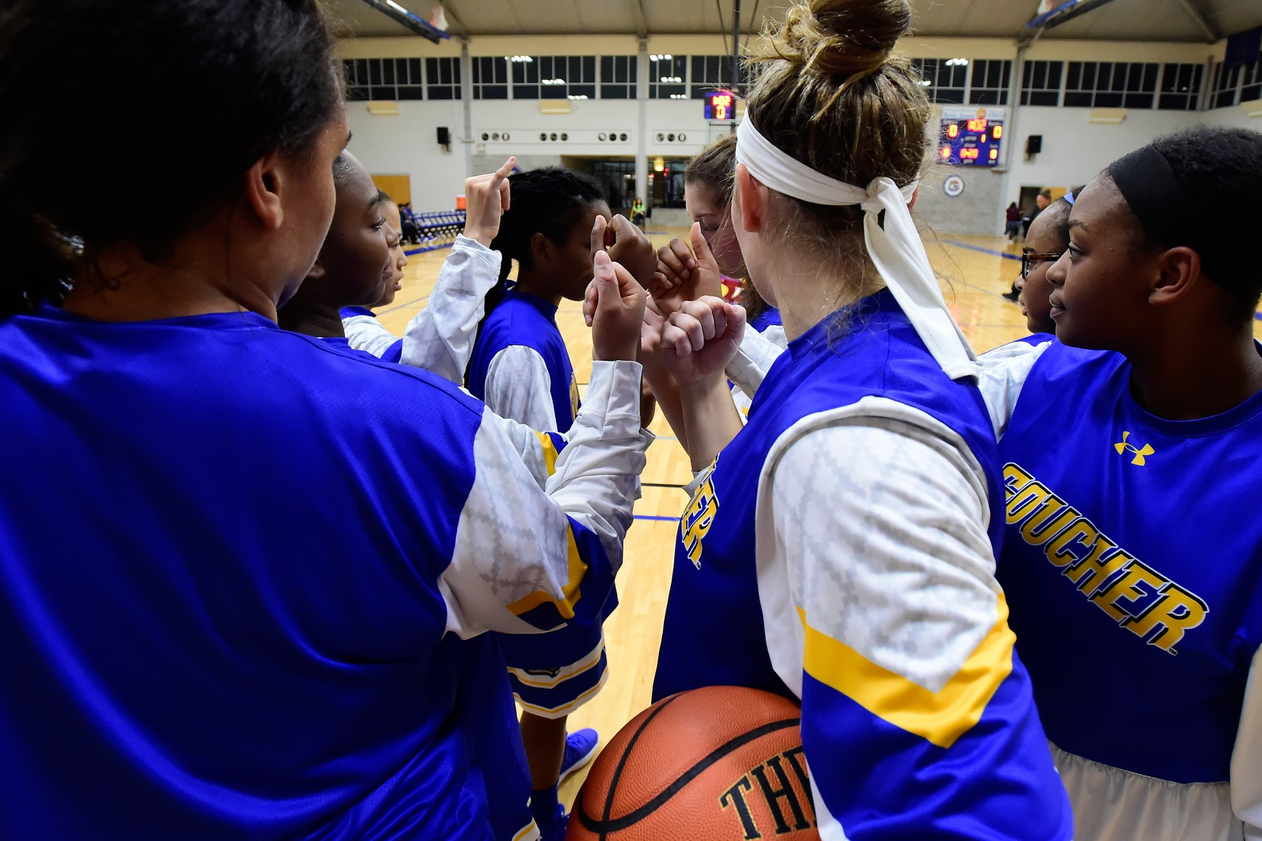Women's Basketball Drops First Landmark Conference Game to Susquehanna