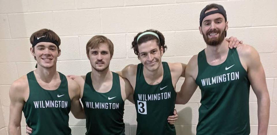 DMR Wins at Joe Banks Invitational, Men's Track & Field Sixth