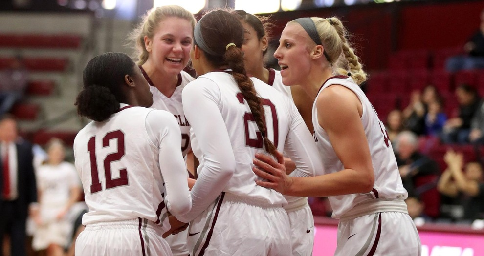 Women's Basketball Looks To Make It Three in a Row Against Gonzaga