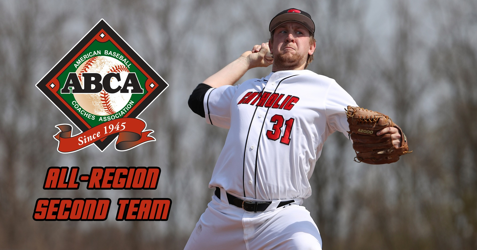 Mierzwa Garners ABCA/Rawlings All-Region Team Honors