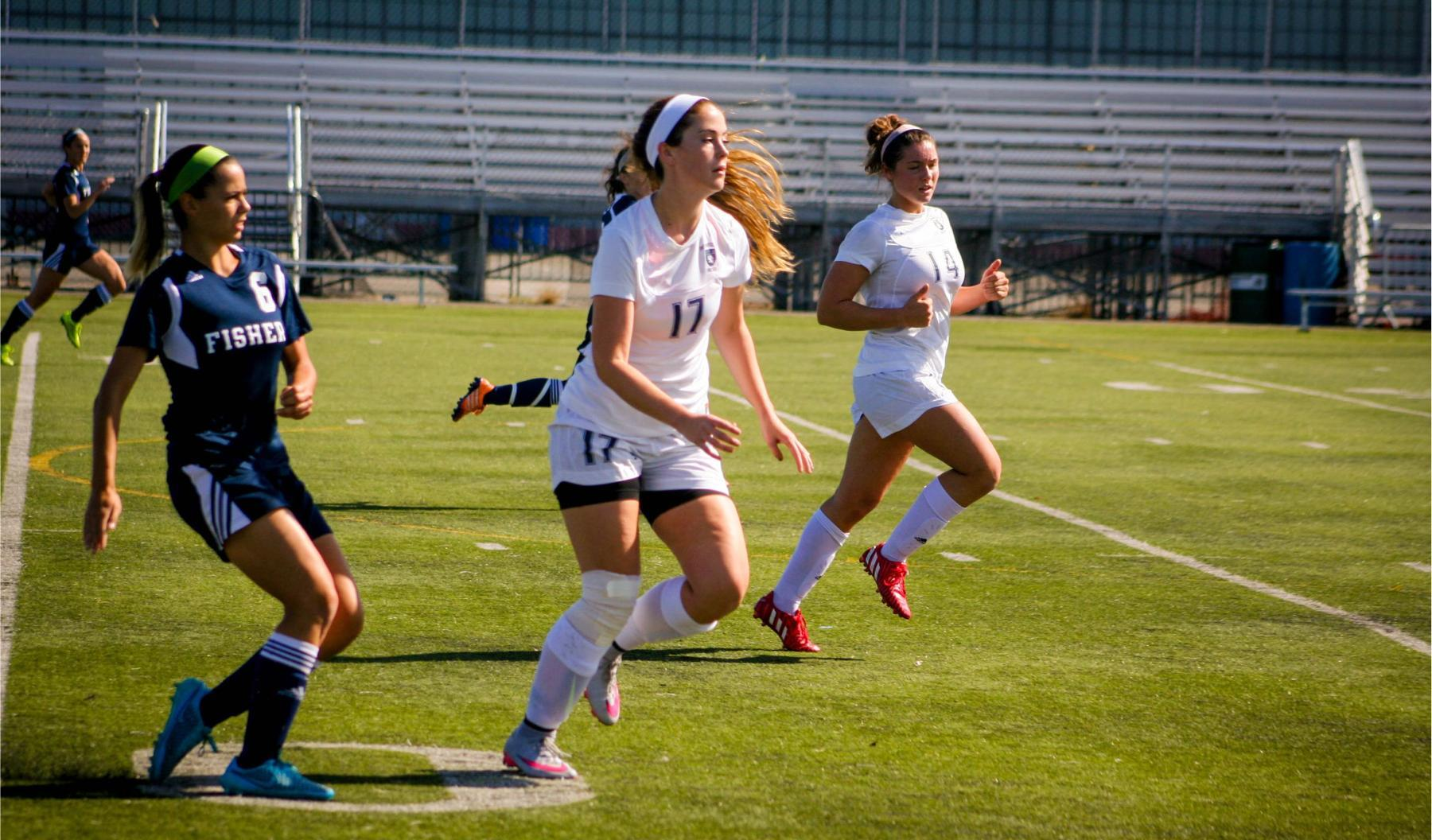 Women's Soccer Falls to Falcons