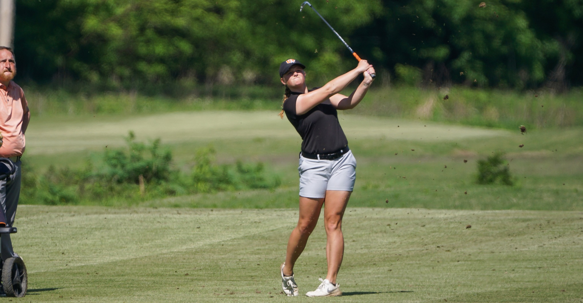 Oilers in Third at NCAA East Regional | Two Players in Top Ten