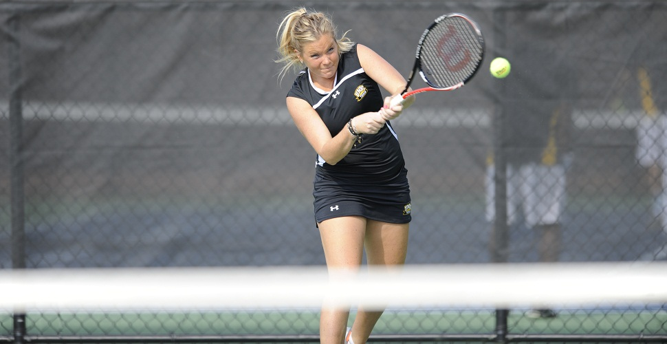 Josefin Stange-Jonsson Named to America East Second Team in Singles