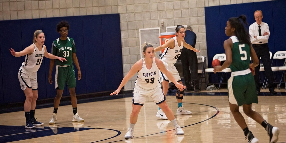 Women's Basketball Takes Streak into Saturday Showdown with Albertus Magnus