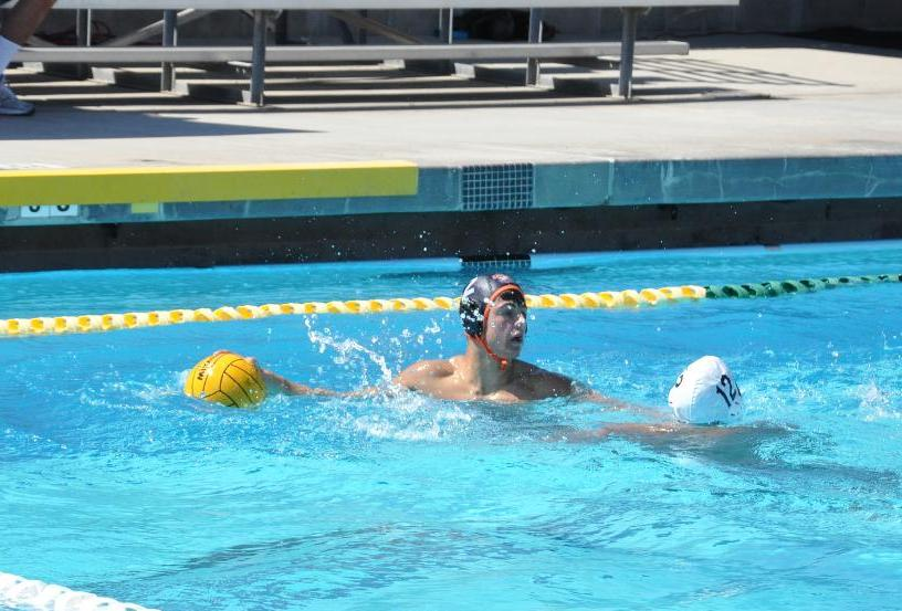 Bradley Nets 32nd Goal for Men's Water Polo at Cerritos