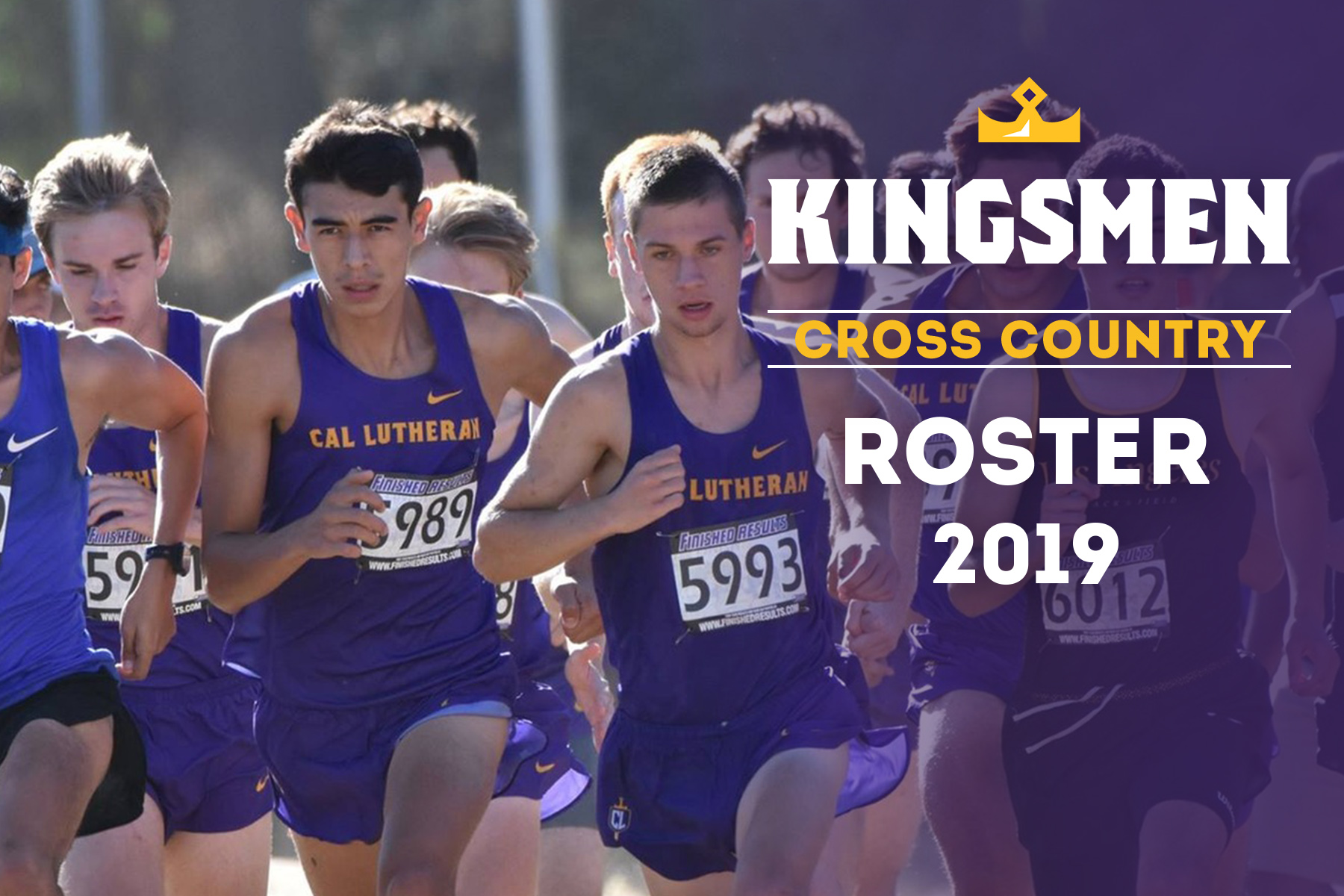Experience and Depth Highlight 2019 for Kingsmen Cross Country