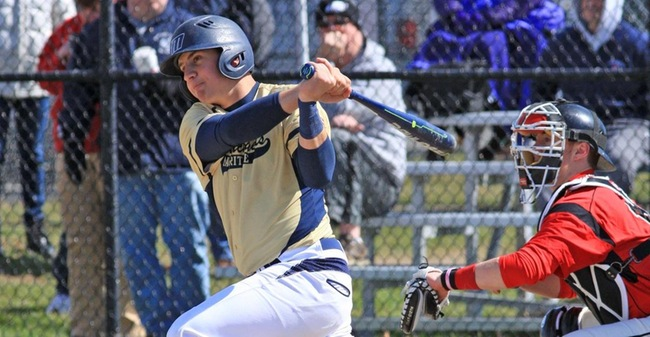 Petruzzelli Belts Two-Run Homer As Baseball Drops 10-3 Non-League Decision At WPI