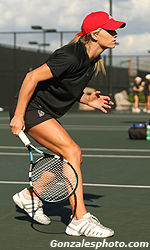 Bronco Women's Tennis Falls To No. 41 Washington State 6-1