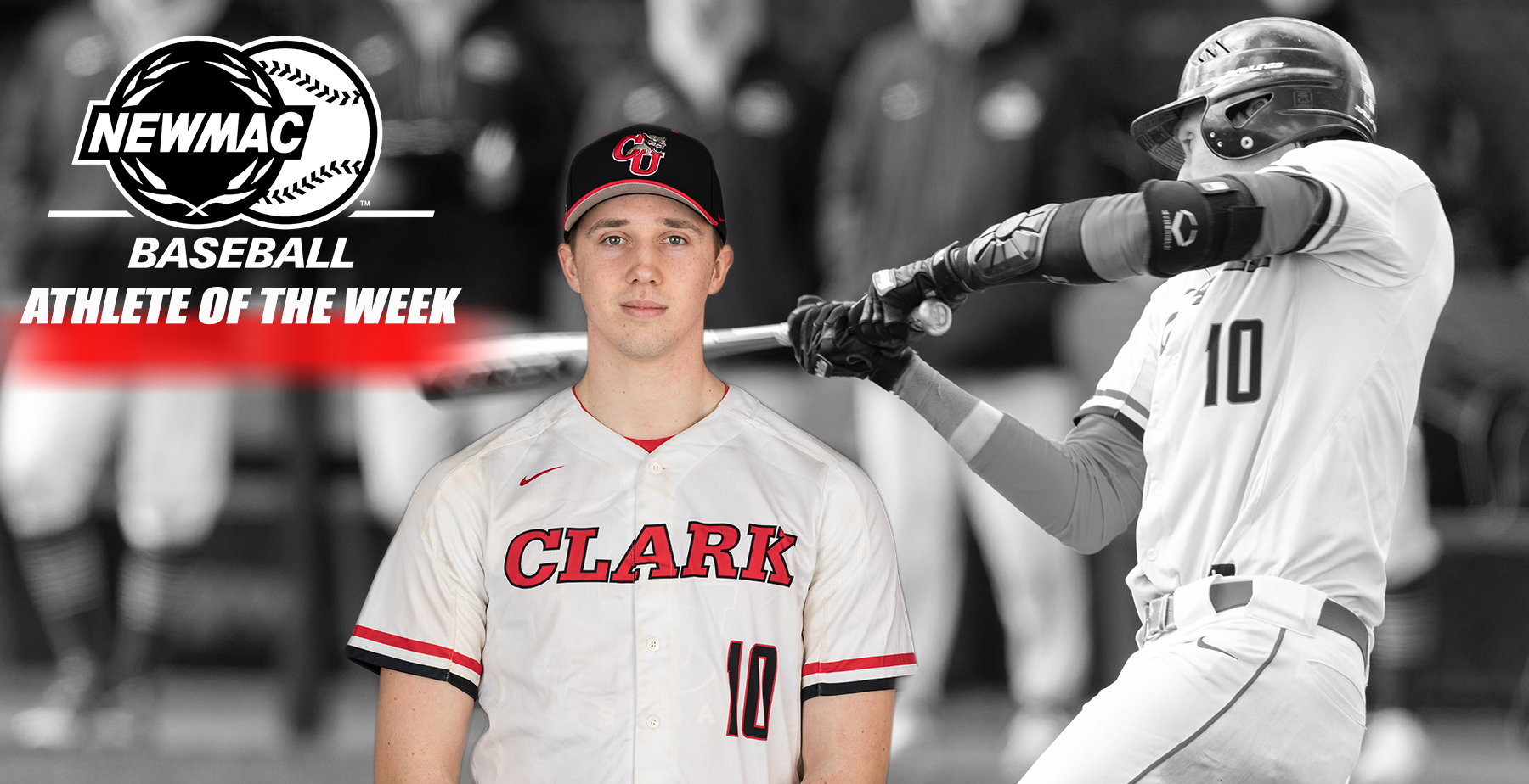 Radovic Named NEWMAC Baseball Athlete of the Week