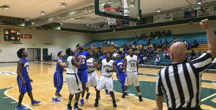 Ware Throttles Brunswick to win 8th Straight Game
