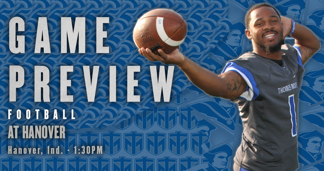Thomas More Travels to Hanover on Saturday