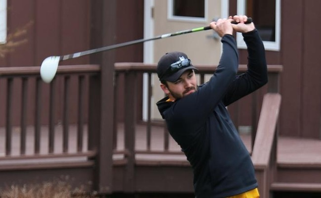 Rory Doremus shot a career-low 79 on Friday, tying for second at the Mid-Atlantic Classic