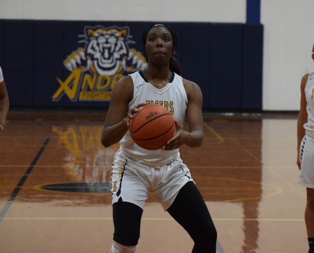 Destiny Reed picks up 4th double-double of the year