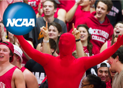 Red Devils Ohio Bound for Second Round of NCAA Tournament