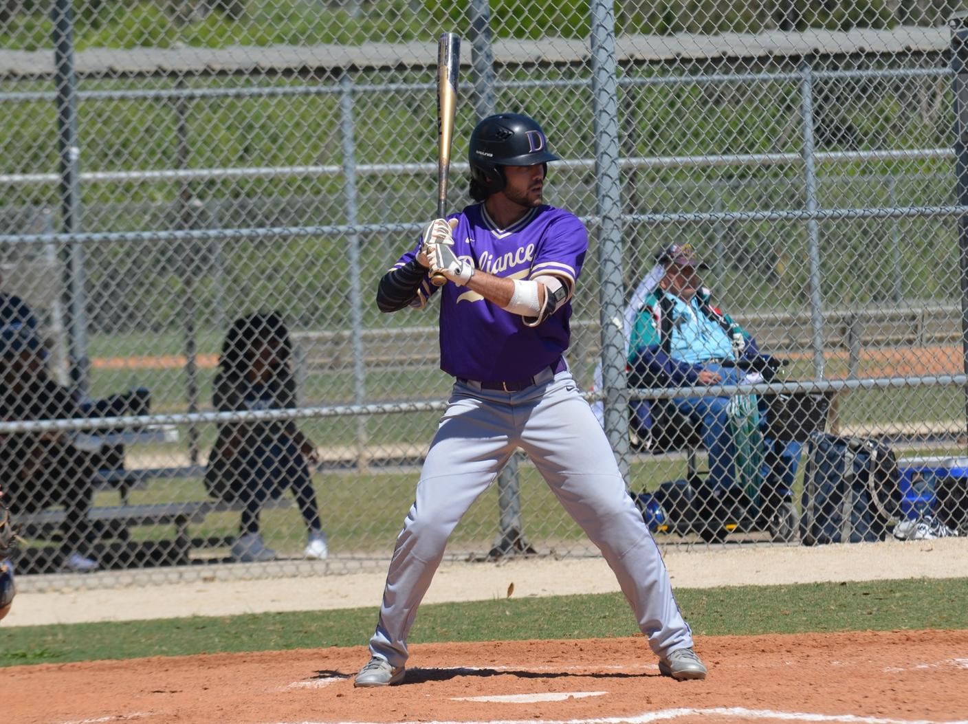 Baseball Topped at Heidelberg