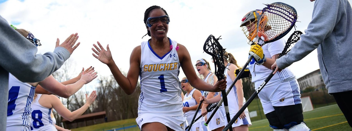 Goucher Women's Lacrosse Becomes A Sarah Goodson Production At Cedar Crest On Saturday