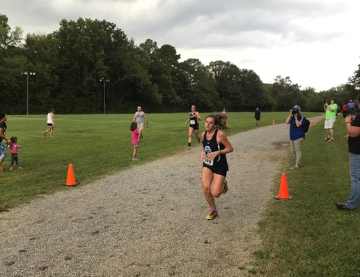 Cleveland State XC Place at Reinhardt Invitational