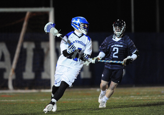 Men's Lacrosse Falls to CAC Newcomer
