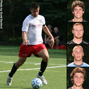 Five Foresters Named All-MWC, Including Player of the Year Mahir Mameledzija