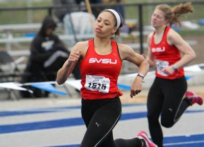 Cardinal Track Teams Compete at Ernie Mousseau Classic