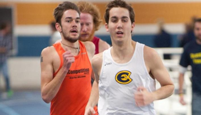 Men's Outdoor Track & Field Competes in River Falls and Platteville