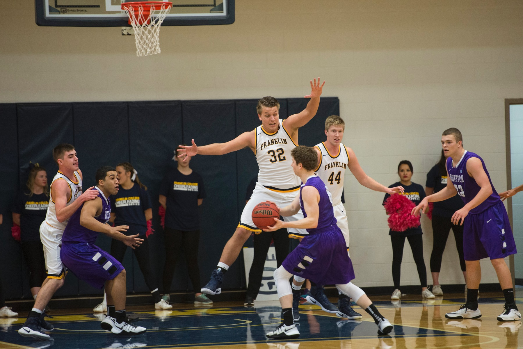 Men's Basketball Team Travels to Bluffton On Monday