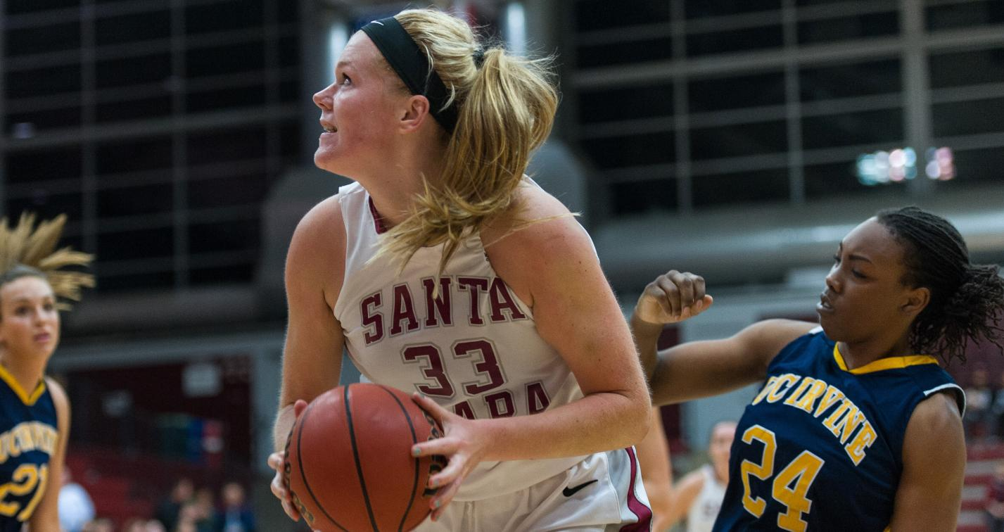 Santa Clara Women's Basketball Starts 2013-14 at UNLV on Friday
