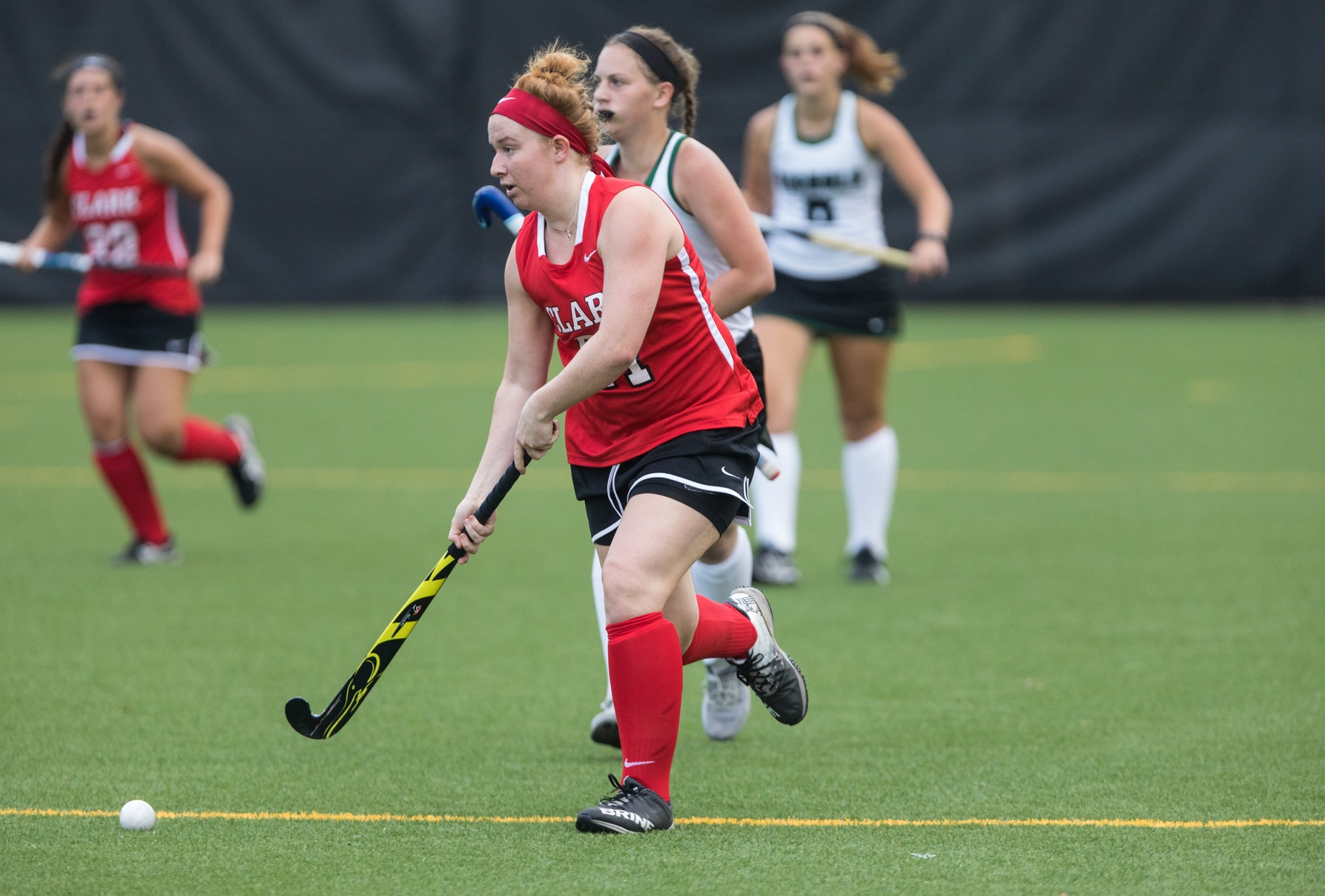 Springfield Edges Field Hockey in NEWMAC Play