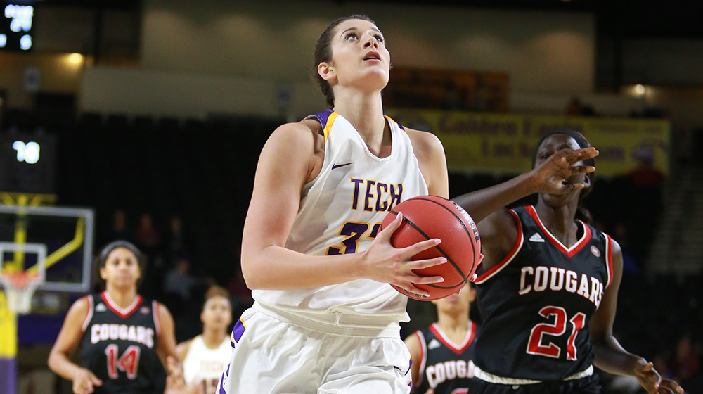 Alexander, high-scoring bench lead Tech past Murray State for eighth league win