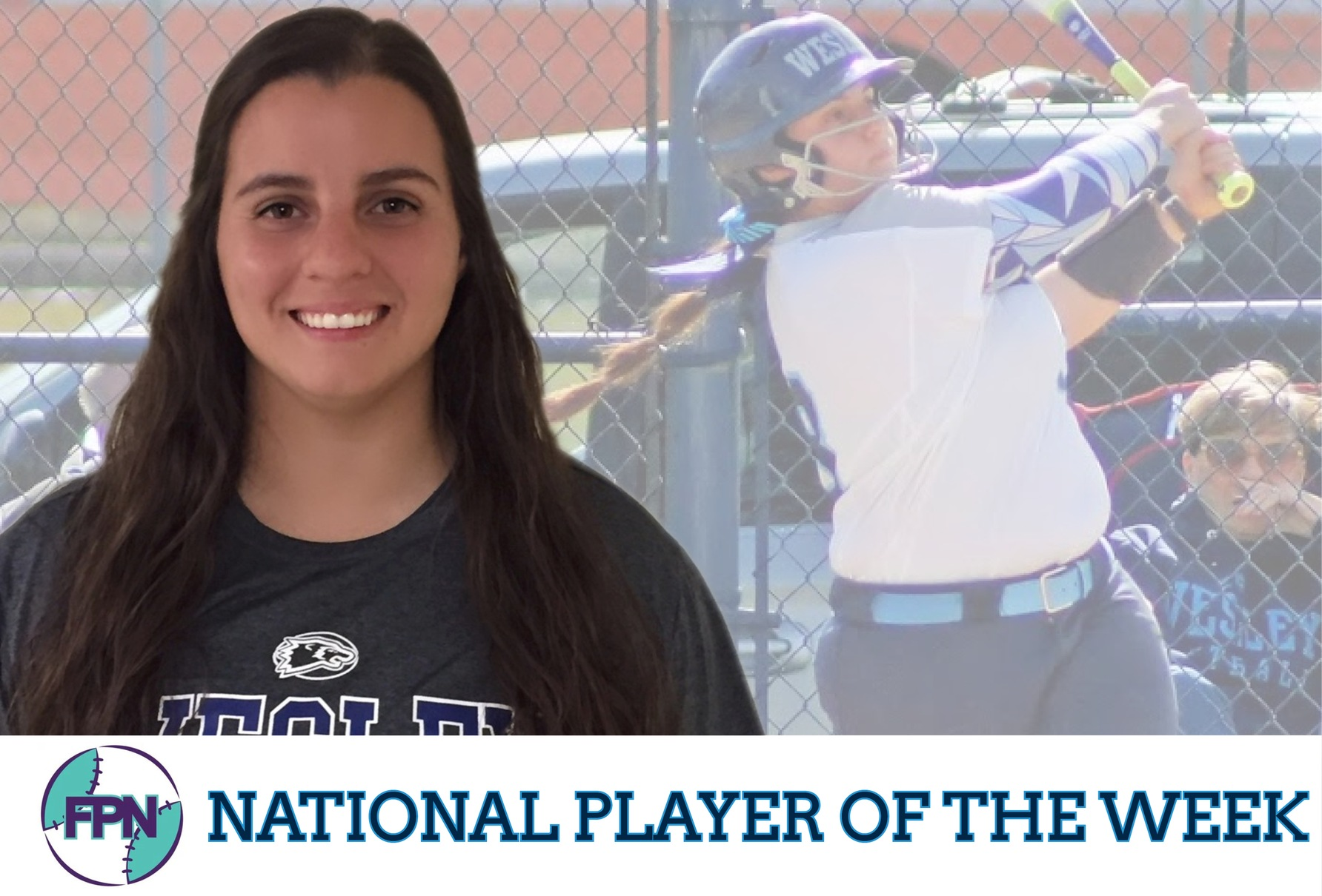 Marcano earns second Fastpitch News National Player of the Week award