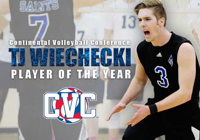 Wiechecki named program's first CVC Player of the Year