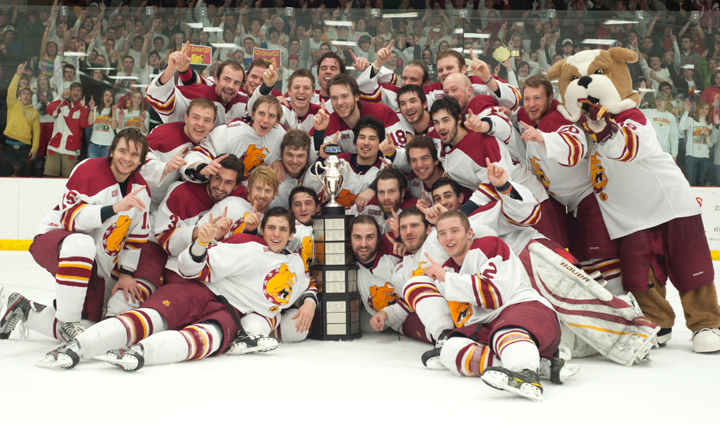 Defending Champs Picked 4th & 5th In CCHA Preseason Polls