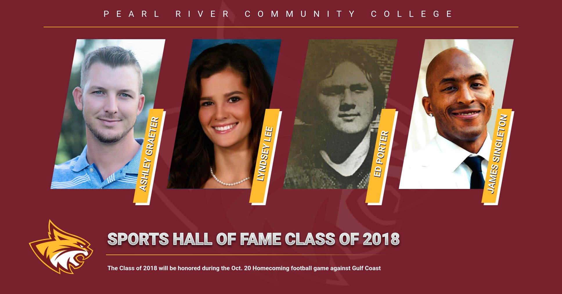 Pearl River announces newest members of prestigious Sports Hall of Fame From: