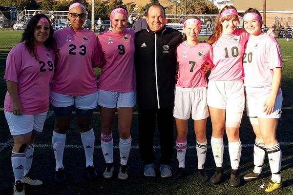 Women's Soccer Named Conference Co-Champions Despite Loss to CCRI!